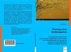 Portada del libro de Planung eines Erlebnisparkes