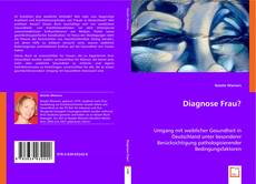 Capa do livro de Diagnose Frau?