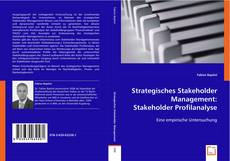Обложка Strategisches Stakeholder Management: Stakeholder Profilanalyse