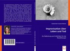 Capa do livro de Improvisation über Leben und Tod