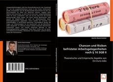 Bookcover of Chancen und Risiken befristeter Arbeitsgelegenheiten nach § 16 SGB II
