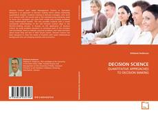 Copertina di DECISION SCIENCE