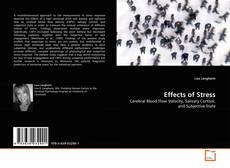 Bookcover of Effects of Stress