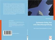 Bookcover of Sarbanes-Oxley Act und Abschlussprüfung