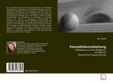Bookcover of Stereobildverarbeitung