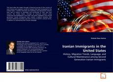 Обложка Iranian Immigrants in the United States