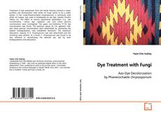 Bookcover of Dye Treatment with Fungi