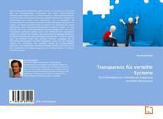 Copertina di Transparenz für verteilte Systeme