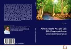 Обложка Automatische Analyse von Minirhizotronbildern