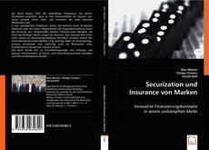 Buchcover von Securization und Insurance von Marken