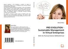 Обложка PRO EVOLUTION - Sustainable Management in Virtual Enterprises