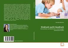 Bookcover of Eindruck sucht Ausdruck