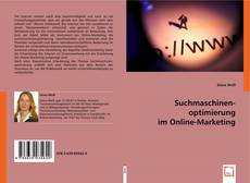 Capa do livro de Suchmaschinenoptimierung im Online-Marketing