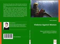 Couverture de Violence Against Women