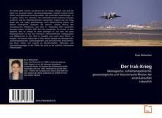 Borítókép a  Der Irak-Krieg - hoz