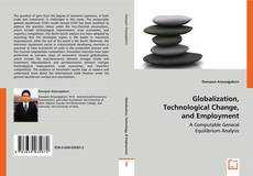 Couverture de Globalization, Technological Change, and Employment