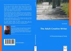 Copertina di The Adult Creative Writer