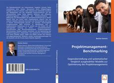 Bookcover of Projektmanagement-Benchmarking