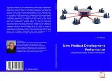 Bookcover of New Product Development Performance