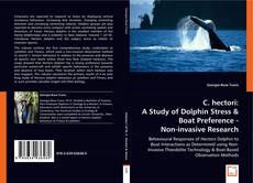 Capa do livro de C. hectori: A Study of Dolphin Stress & Boat Preference - Non-invasive Research