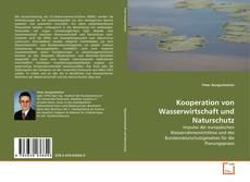 Обложка Kooperation von Wasserwirtschaft und Naturschutz