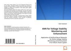 Capa do livro de ANN for Voltage Stability Monitoring and Enhancement