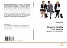 Buchcover von Organisationales Commitment