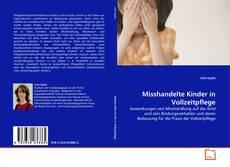 Misshandelte Kinder in Vollzeitpflege kitap kapağı