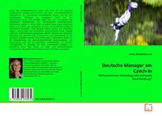 Capa do livro de Deutsche Manager am Czech-In