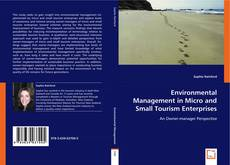 Обложка Environmental Management in Micro and Small Tourism Enterprises
