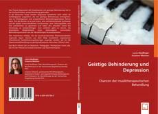 Bookcover of Geistige Behinderung und Depression