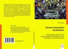 Couverture de Service-orientierte Architektur