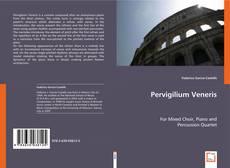 Bookcover of Pervigilium Veneris