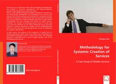 Buchcover von Methodology for Systemic Creation of Services