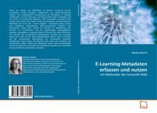Bookcover of E-Learning-Metadaten erfassen und nutzen