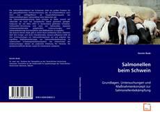 Bookcover of Salmonellen beim Schwein