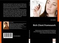 Portada del libro de Rich Client Framework