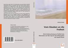 Bookcover of Vom Glauben an die Freiheit