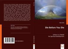 Die Before You Die kitap kapağı