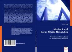 Capa do livro de Mechanics of Boron Nitride Nanotubes