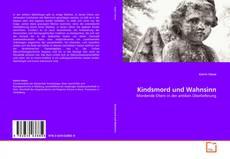 Kindsmord und Wahnsinn kitap kapağı