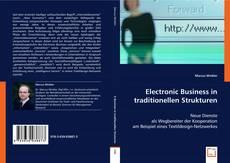 Buchcover von Electronic Business in traditionellen Strukturen