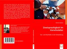 Buchcover von Zweisprachigkeit im Vorschulalter