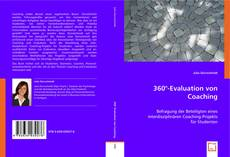 Bookcover of 360°-Evaluation von Coaching