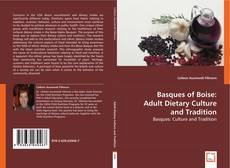 Copertina di Basques of Boise: Adult Dietary Culture and Tradition