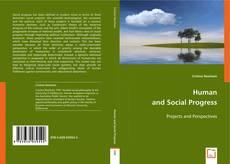 Couverture de Human and Social Progress