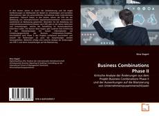 Bookcover of Business Combinations Phase II