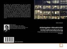 Buchcover von Arbeitgeber-Attraktivität Unternehmensberatung