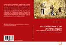 Naturverständnis in der Umweltpädagogik kitap kapağı