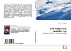 Borítókép a  Die Schneedecke: Modellierung - hoz